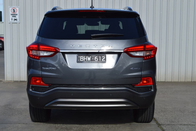 2020 SsangYong Rexton Ultimate 7 of 20
