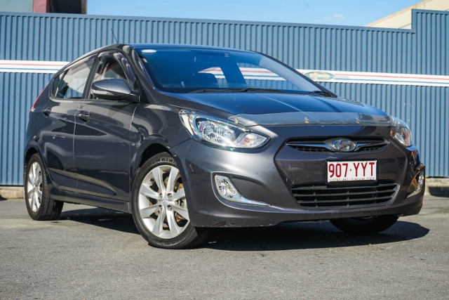 2012 Hyundai Accent RB Premium Hatchback