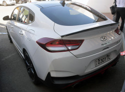 2018 MY19 Hyundai i30 PDe.3 N Performance Fastback Hatchback Image 4