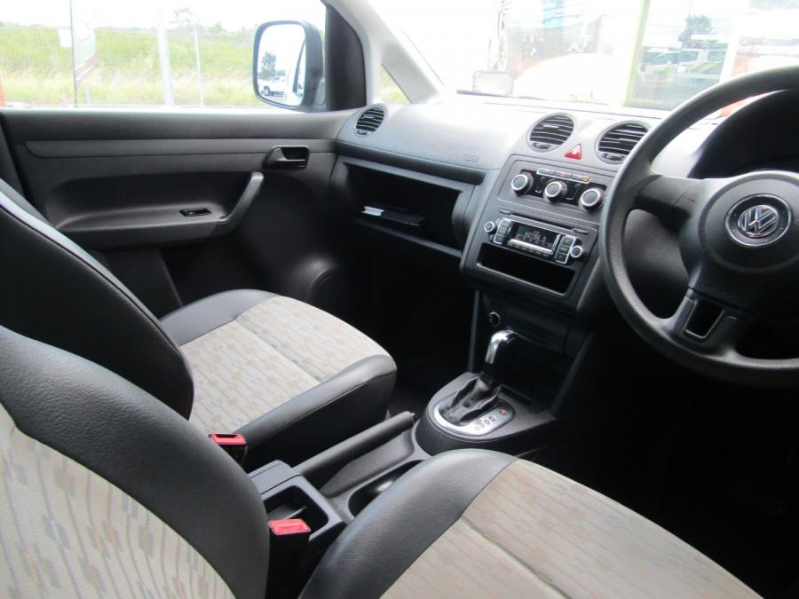 2012 Volkswagen Caddy 2KN MY12 TDI250 Van Image 7