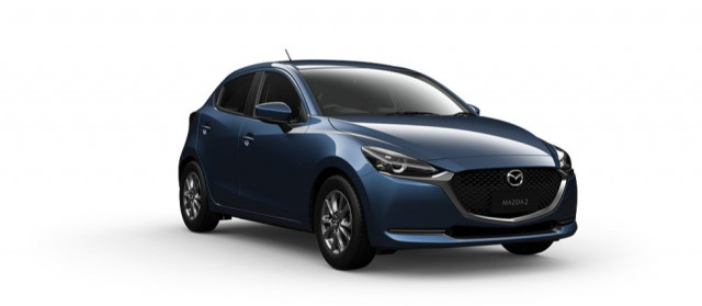 2021 MY20 Mazda 2 DJ Series G15 Pure Hatchback Mobile Image 6