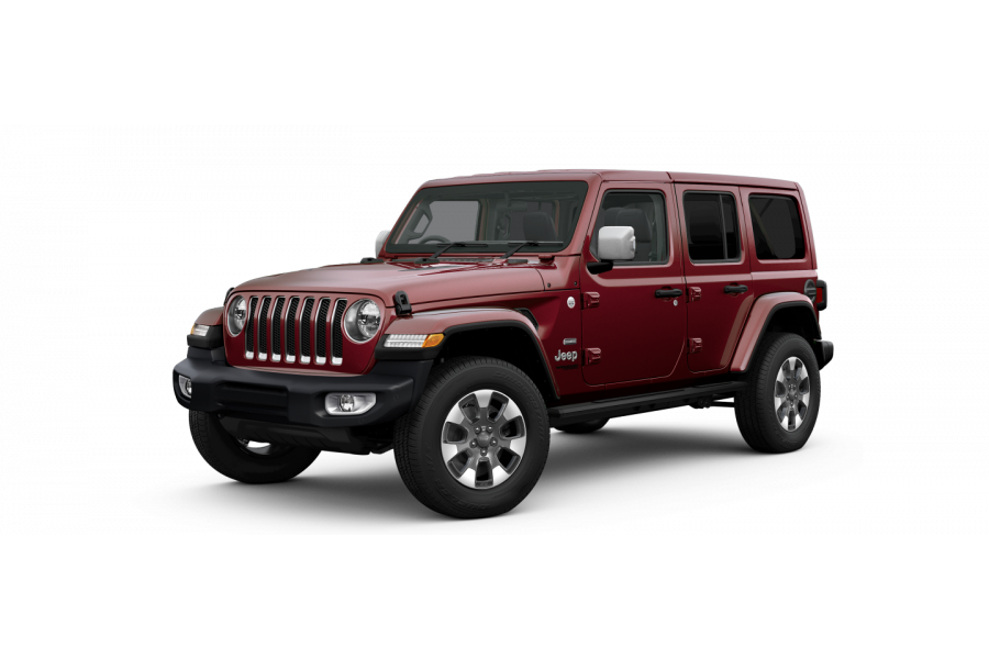 2021 Jeep Wrangler JL Unlimited Overland Suv