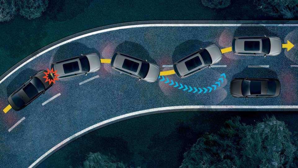 Multi-collision brake* Image
