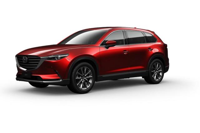 2020 MY0  Mazda CX-9 TC Azami Suv