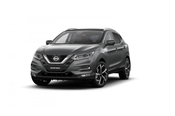 2021 MY0  Nissan QASHQAI J11 Series 3 Ti Suv Image 2