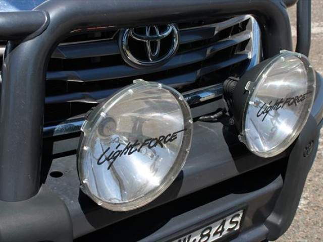 2012 Toyota HiLux KUN26R  SR5 Utility - dual cab
