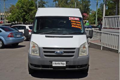 2011 Ford Transit VM Bus Image 2