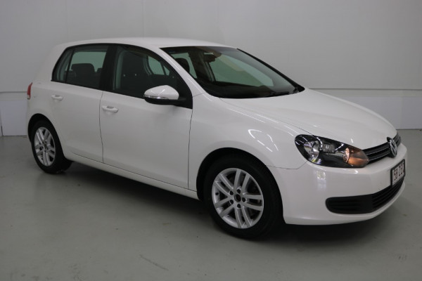2012 MY12.5 Volkswagen Golf VI MY12.5 118TSI Hatchback Image 3