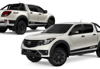 A NEW BOSS FOR MAZDA BT-50