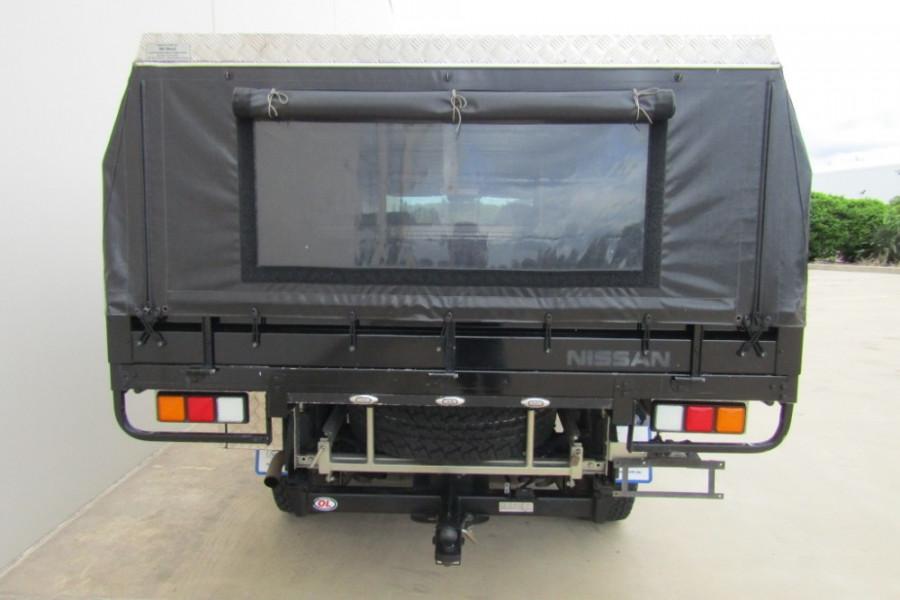 2012 Nissan Patrol GU 6 SERIES II ST Cab chassis