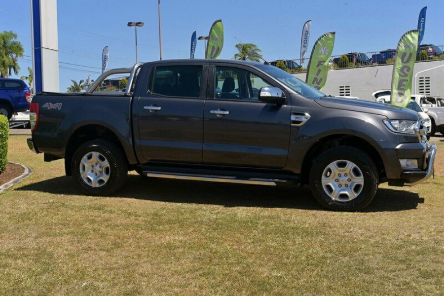 2016 MY18.00 Ford Ranger PX MkII XLT Utility
