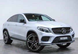 Mercedes-Benz GLC43 AMG Coupe 9G-Tronic 4MATIC C253