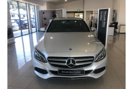 2018 MY08 Mercedes-Benz C-class W205 808MY C200 Sedan Image 2