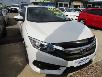 2018 Honda Civic 10TH GEN MY18 VTI-S Sedan