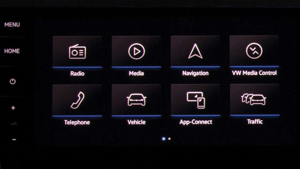 Infotainment System Image