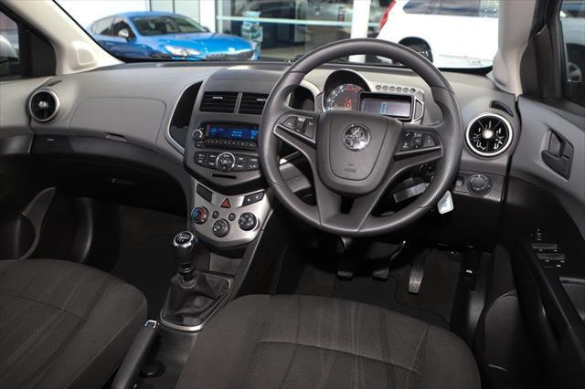 2016 Holden Barina TM MY16 CD Hatchback Image 10