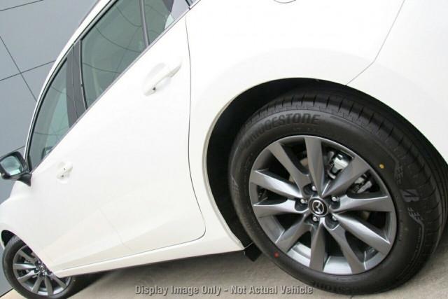 2019 MYil Mazda 6 GL Series Touring Wagon Wagon Image 4