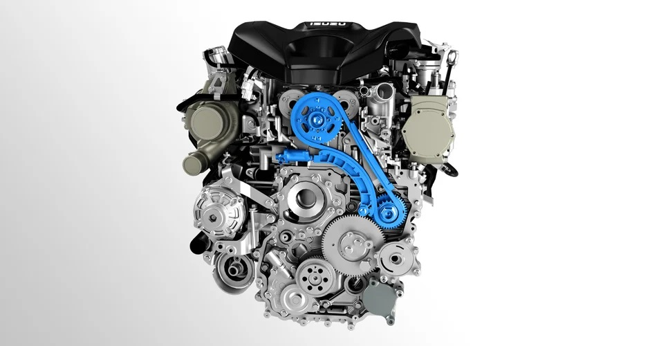Steel Timing Chain Image