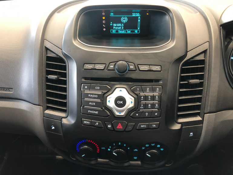 2015 Ford Ranger PX Turbo XL 4x4 dual cab Image 8