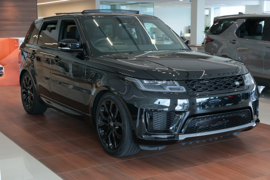 2019 MY20 Land Rover Range Rover Sport Suv Image 1