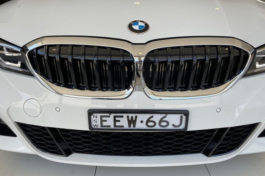 2019 BMW 3 Series G20 320d Sedan