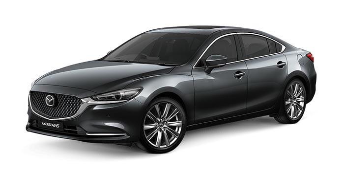 2018 Mazda 6 GL Series Atenza Sedan Sedan