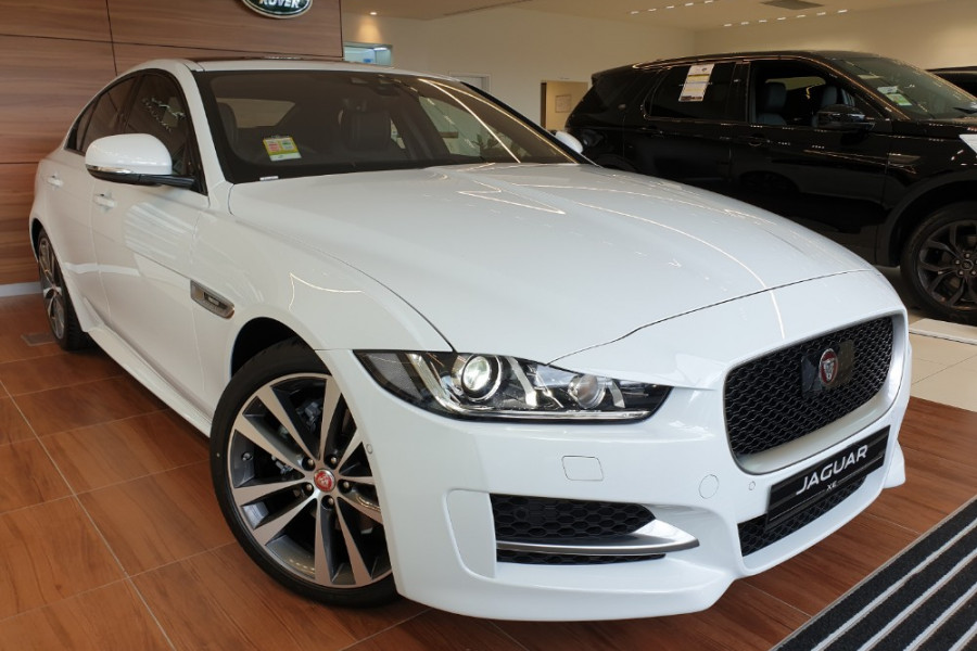 2019 Jaguar XE X760 R-Sport Sedan