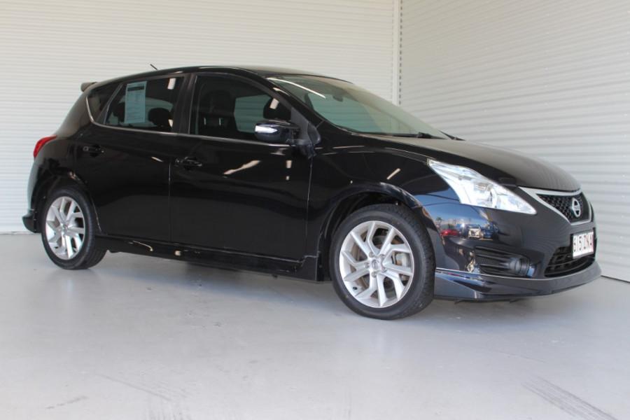 2015 Nissan Pulsar C12 SERIES 2 SSS Hatchback