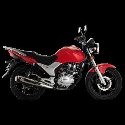 New Honda CB125E