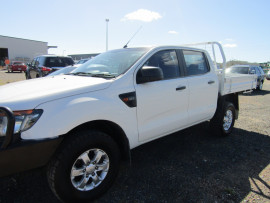 2012 Ford Ranger PX XL Utility Image 2