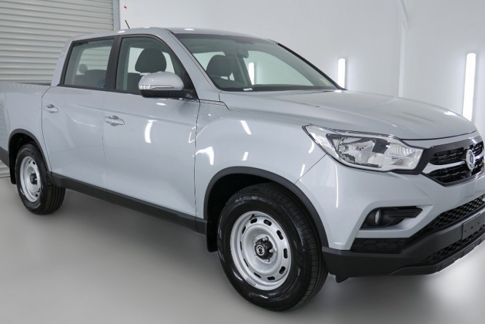 2019 MY18 SsangYong Musso Q200 EX Utility