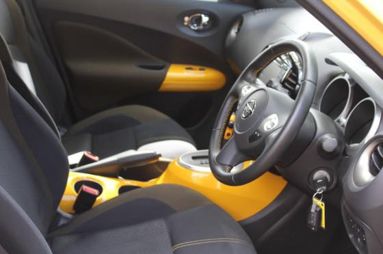 2015 Nissan JUKE F1 2 Hatchback