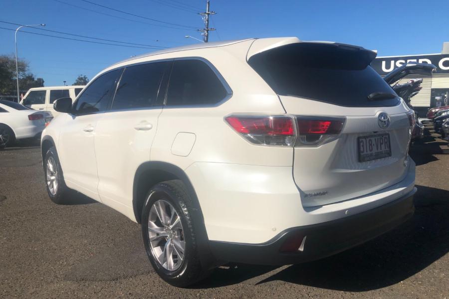 2015 Toyota Kluger GXL Image 5