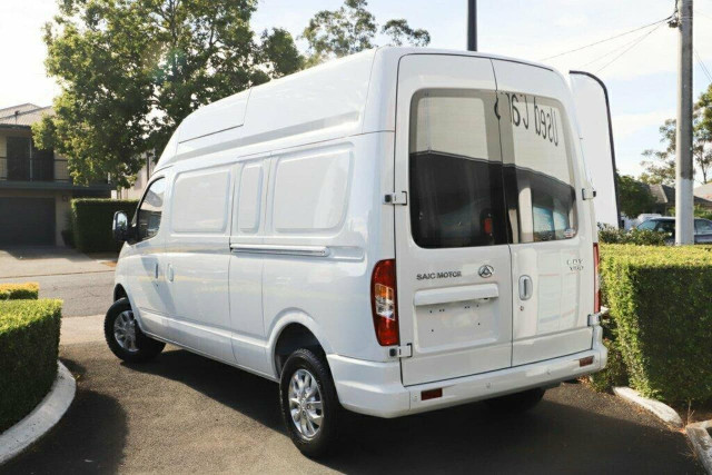 2020 MY19 LDV V80 (No Series) LWB High Roof Van Image 2