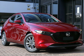 Mazda 3 G20 Pure Hatch BP