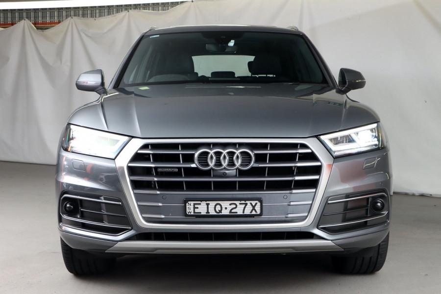 2019 Audi Q5 sport