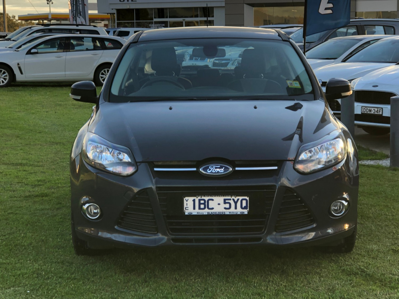 2014 Ford Focus LW MKII SPORT Hatchback