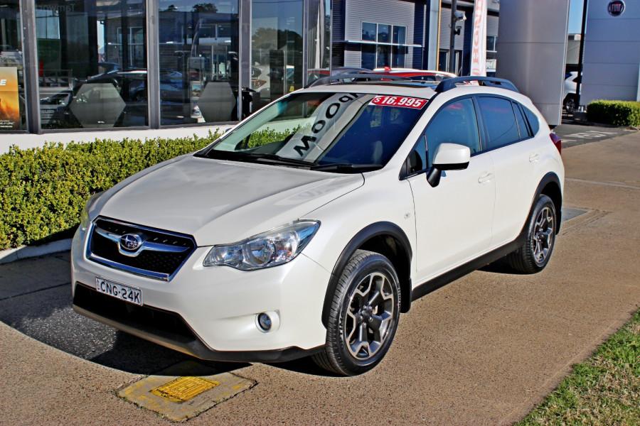 2013 Subaru Xv G4X  2.0i-L Suv