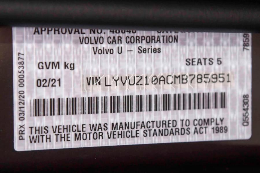 2020 MY21 Volvo XC60 UZ T5 Inscription Suv Image 12