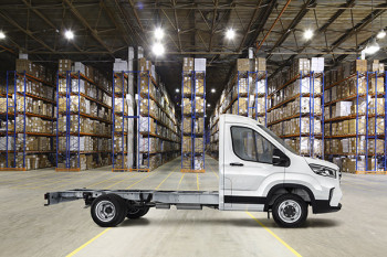 New LDV Deliver 9 Cab Chassis