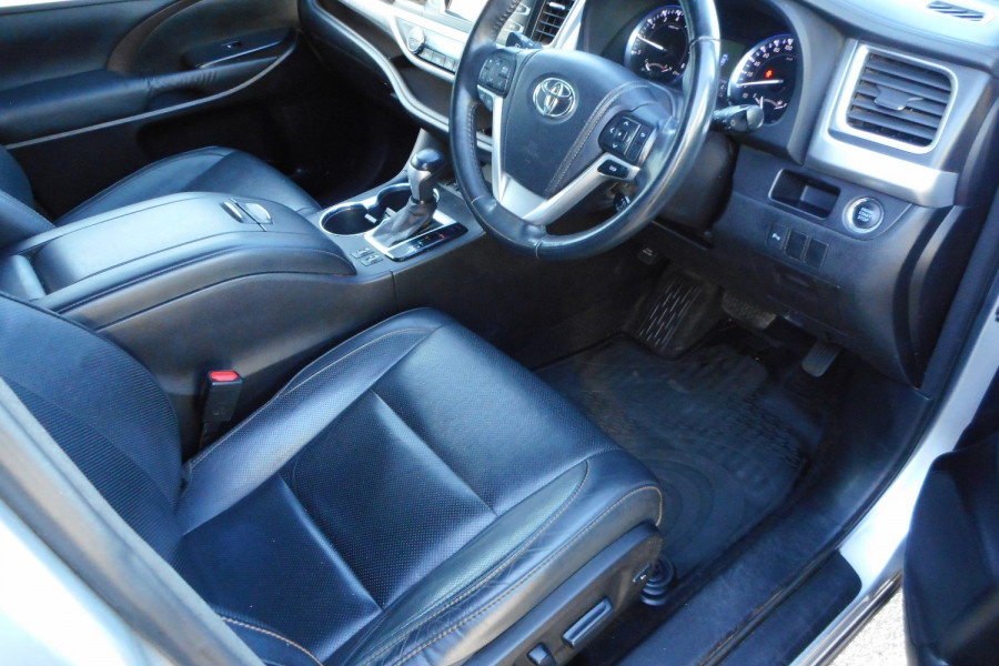 2014 Toyota Kluger GSU55R GXL Suv Image 10