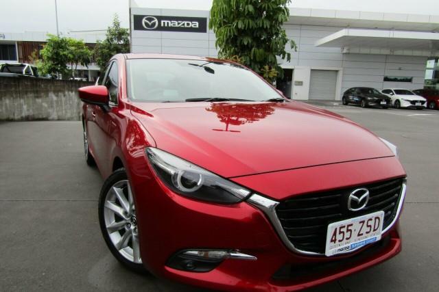 2018 Mazda 3 BN5436 SP25 SKYACTIV-MT GT Hatchback