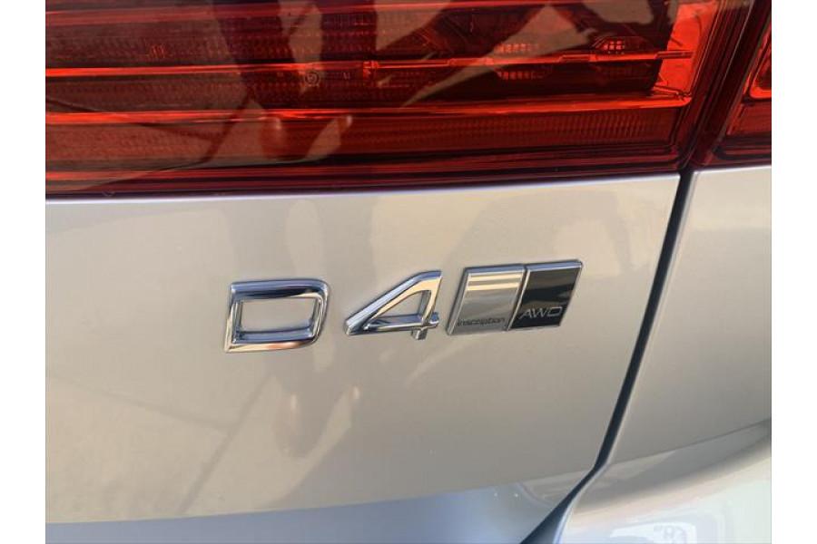 2020 MY21 Volvo XC60 UZ  D4 D4 - Inscription Suv
