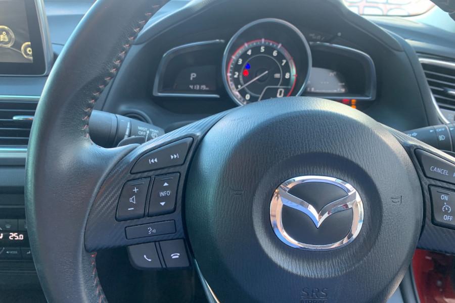 2015 Mazda 3 BM Series SP25 GT Sedan Sedan Image 16