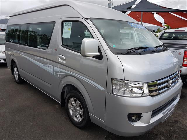 Foton View CS2 - Royal Saloon