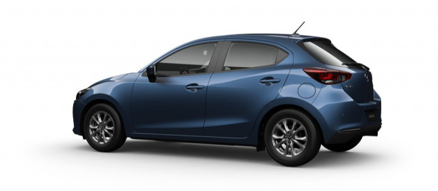 2021 MY20 Mazda 2 DJ Series G15 Pure Hatchback Mobile Image 19