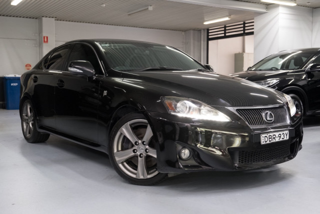 2012 MY13 Lexus Is GSE21R  350 Prestige Sedan
