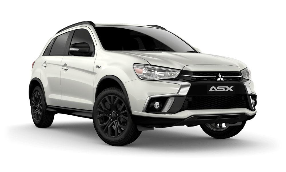 2019 Mitsubishi ASX XC Black Edition Suv