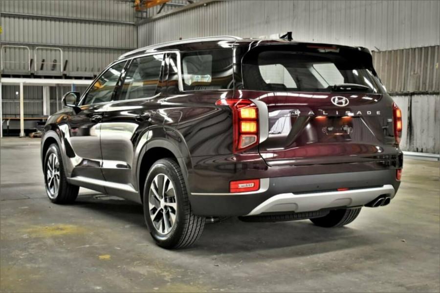 2020 MY21 Hyundai Palisade LX2.V1 Palisade Wagon