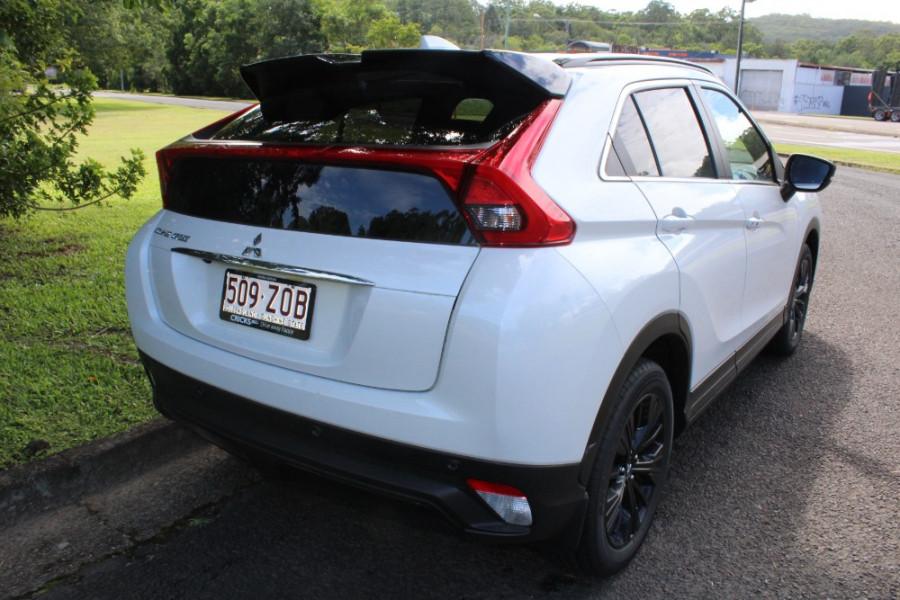 2019 Mitsubishi Eclipse Cross YA Black Edition Suv